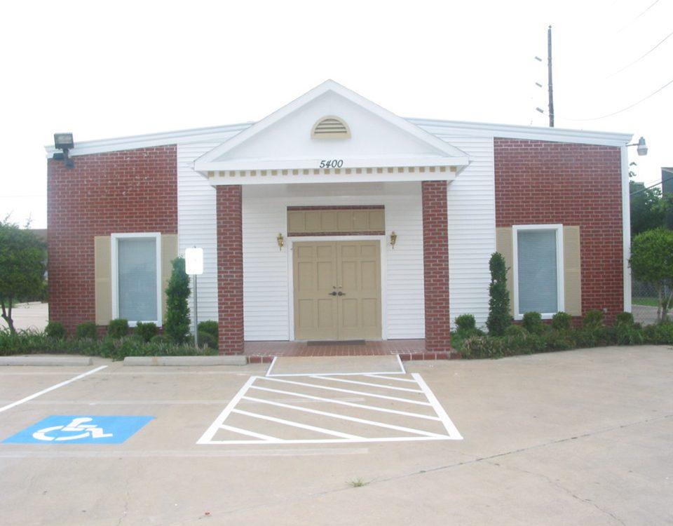 Crematory Outside 1