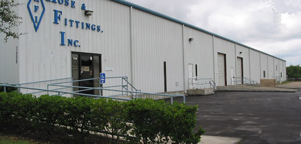 Hose & Fittings building