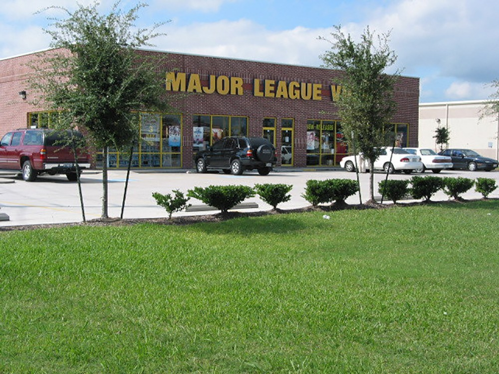Major League Video store front