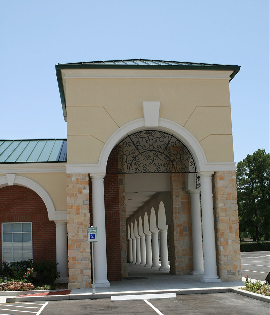 A commercial property that KAustin & Associated built.