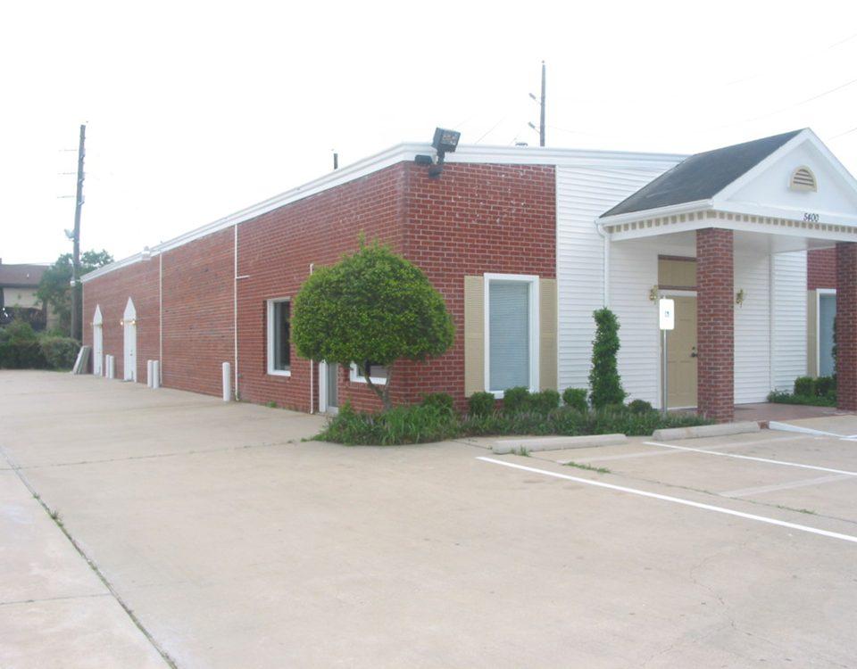 Crematory Outside 2