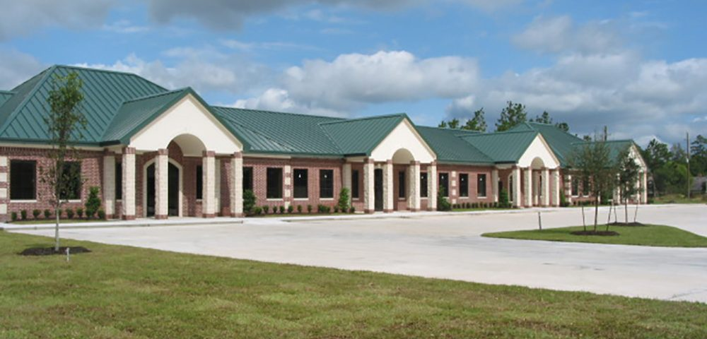 Dr. Billy Powell building exterior