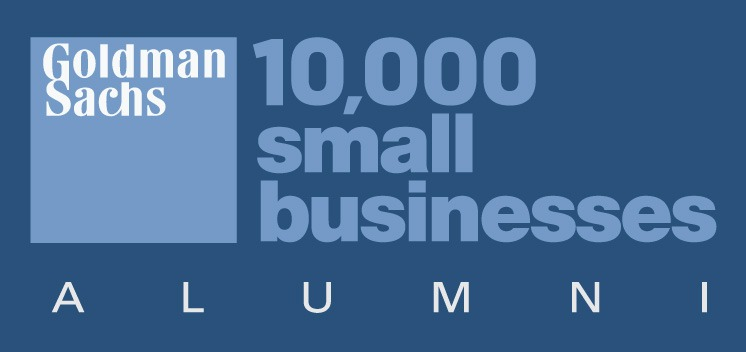Goldman Sachs - 10,000 Small Businesses Alumni