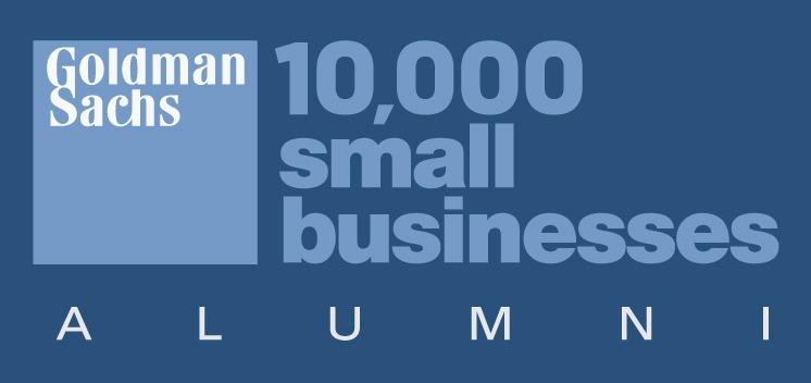 Goldman Sachs - 10,000 Small Businesses Alumni